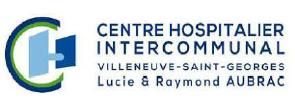 logo du centre hospitalier intercommunal