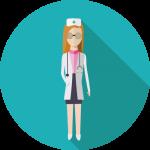 icon infirmière